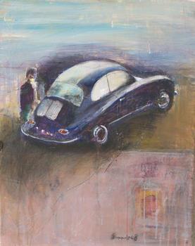 Retro car 1