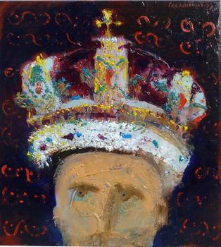 Σκεπτόμενος βασιλιάς
